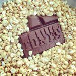 Gezonde popcorn uit de winkel (+ recept voor gezonde chocola)