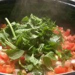 [recept] Vegetarische pasta met linzen