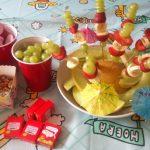 Gezonde snacks voor kinderen