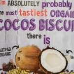 [review] Rawlicious cocos biscuits