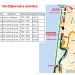 Halve marathon Egmond 2017