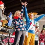 Fun run: de Ugly Sweater Run 2017 in Amsterdam